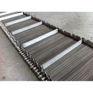 Mesh Belt for Drying, Washing, Hot Treatment, and Tunnel Oven Equipment pictures & photos