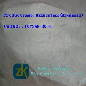 Exemesta Aromasin Antineoplastic Crude Drug pictures & photos