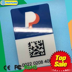 125kHz PVC RFID Hitag1 Hitag2 Proximity Card for Parking system pictures & photos