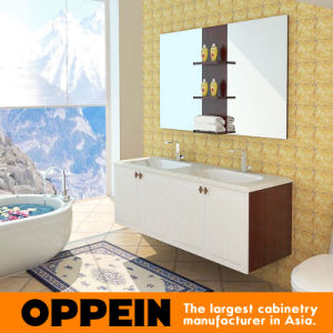 Oppein 2015 New Modern PVC Bathromm Vanity (OP15-057C) pictures & photos