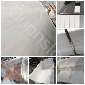 Star White Marble Slab for Wall Tile/Floor Tile pictures & photos