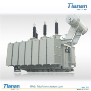30000kVA 220kV Three-Phases Three-Winding Power Transformer with NLTC pictures & photos