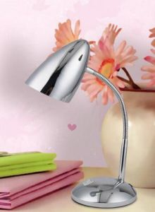Modern Table Lamp/Simple Desk Lamp in Chrome Finishing pictures & photos