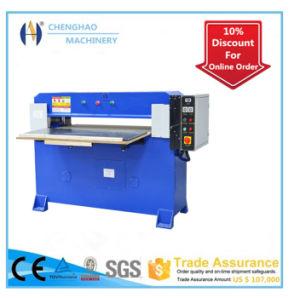 Plastic Box Cutting Machine, Tray Box Cutting Machine, Ce Certification pictures & photos