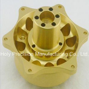Customized Services CNC Machining Parts Brass Fitting pictures & photos