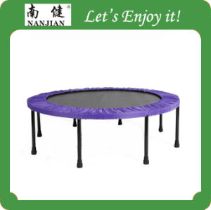 Hot-Selling Foldable Commercial Trampoline with Handle pictures & photos
