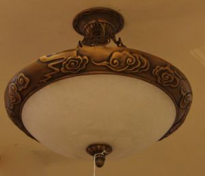 New Design Fixture Marble Ceiling Light with High Quality pictures & photos
