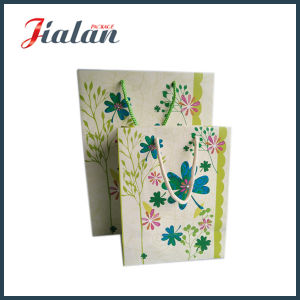 Different Custom Designs Logo Glossy Lamination Full Printing Paper Bag pictures & photos