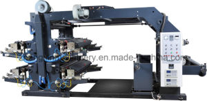 Promotional Non Woven Four -Color Printing Machine Price (Zxh-C41200) pictures & photos