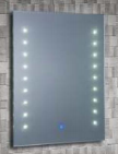 Illuminated Fogless Bathroom LED Mirrors (LZ-007) pictures & photos