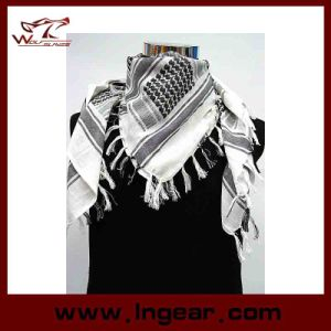 Tactical Airsoft Scarf of Camouflage Arab Sas Shemagh Scarf Type B pictures & photos