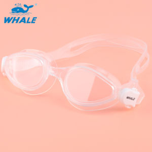 CE Approved Fasion Silicone Racing Anti Fog Swimming Goggle (mm-7300) pictures & photos