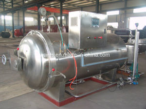 Industrial Food Steam Sterilizing Autoclave pictures & photos