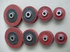 Mesh Backing Nonwoven Abrasive Disc pictures & photos