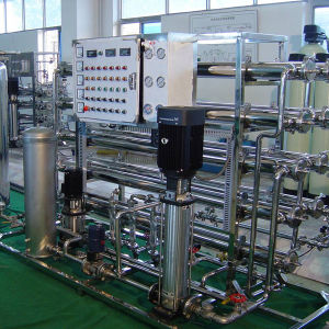 4000L/H Reverse Osmosis Plant with Reverse Osmosis Membrane Pressure Vessels pictures & photos