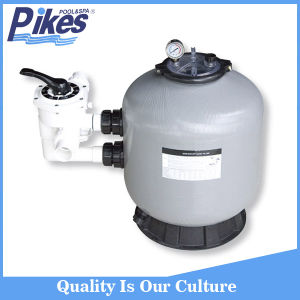 Top Mount Swimming Pool Sand Filter with Multiport Valve pictures & photos