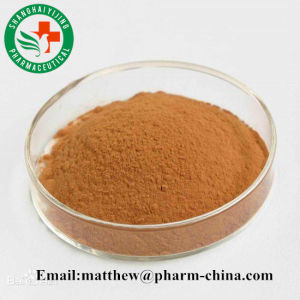 Sell High Purity Siberian Ginseng Acanthopanax Eleutheroside Extract pictures & photos