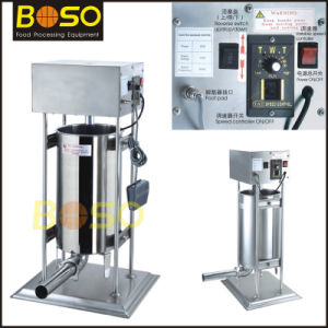 Stainless Steel Electric Sausage Filler (BOS-S12L)