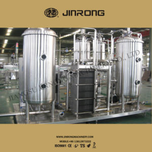 Full-Automatic Beverage Mixer 3tons Per Hour in Pet Bottle pictures & photos