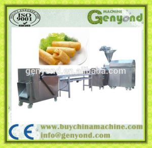 Automatic Fried Spring Roll Production Line pictures & photos