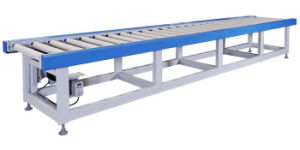 Horizonal Stainless Roller Conveyors for Food, Electrnics, Packaging, Beverage, Chemicals pictures & photos