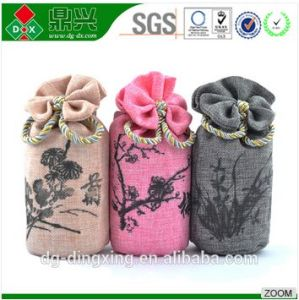 Simple Style Air Purifying Bamboo Charcoal Bag for Car