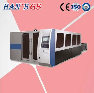 CNC Fiber Carbon Steel Laser Cutting Machine (GS-LFD3015) pictures & photos