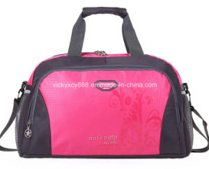 Luggage Sport Promotion Fitness Travel Handbag Bag (CY5859) pictures & photos