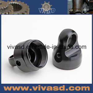 CNC Precision Machining Motorcycle Part pictures & photos