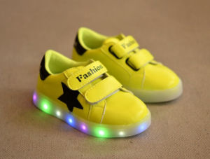 Goood Quality Kids LED Sports Shoe in Wholesales Price