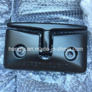 Black Painted Flip up Dock Cleat pictures & photos