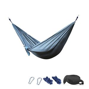 Carries 2016 High Quality Lightweight Nylon Hammock with Tree Straps