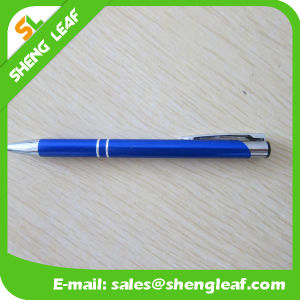 Hot Sale Promotion Gifts Customlogo Metal Ball Pen (SLF-JS019) pictures & photos