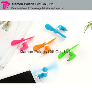 Portable 2 in 1 Mini Mobile Phone Fan pictures & photos