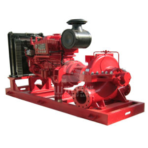 Split Case Pump/Split Casing Pump/Double Suction Pump/Split Centrifugal Pump pictures & photos