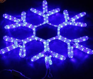 3D LED Outdoor Snowflakes Light for Christmas Decoration pictures & photos