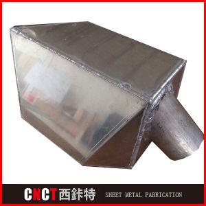 Precision Custom Good Looking Aluminum Spot Welding pictures & photos