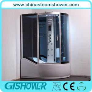 Cheap Glass Steam Bath Cabinet (GT0528L) pictures & photos