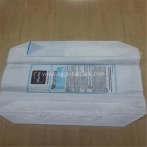 Packaging Cement PP Block Bottom Valve Bag pictures & photos