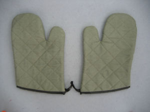 Anti Heat Oven Working Glove -2151 pictures & photos