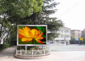 High Resolution Outdoor P5 Full Color LED Media Player Board pictures & photos