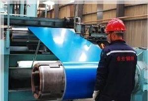 Coated Galvanized Steel Coil for Construction Material pictures & photos
