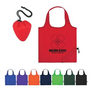 Custom Wholesale Folding Polyester Bag, Vest Shopping Promotion Bag pictures & photos