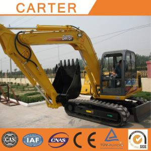 Hot Sales CT45-8b (4.5t) Hydraulic Multifunction Crawler Backhoe Mini Digger pictures & photos