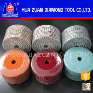 3 Step Stone Polishing Pad pictures & photos