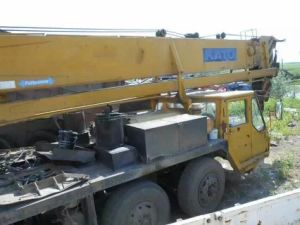 Used Kato 40tons Japan Original Truck Crane for Sale 008613621636527 pictures & photos