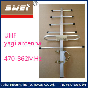 Hot Selling UHF Yagi Antenna 470-862MHz pictures & photos