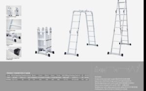 Multi-Purpose Mini Scaffold Ladder pictures & photos
