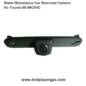 Car Rearview Camera/Night Vision Camera/Security Camera for Toyota 08-09civic pictures & photos