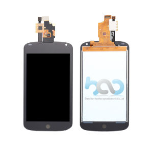 Cheap Orignal Quality LCD Touch Screen for LG Nexus 4 E960 Display pictures & photos